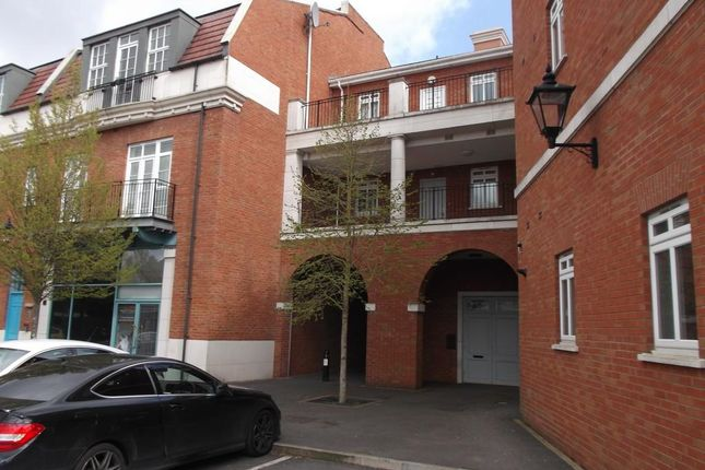 2 bed flat for sale in Main Street, Dickens Heath, Solihull, West Midlands B90
