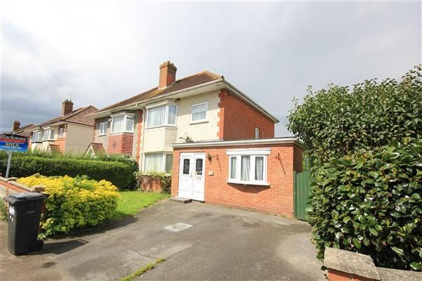 Thumbnail Semi-detached house to rent in Horsham Avenue, Bournemouth