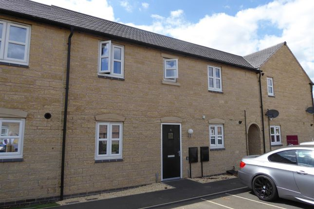 Thumbnail Flat for sale in Chepstow Court, Barleythorpe, Oakham