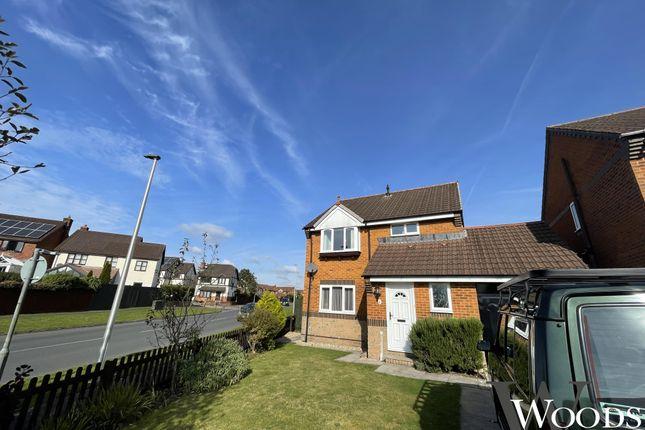 Thumbnail Link-detached house to rent in Long Barton, Kingsteignton, Newton Abbot