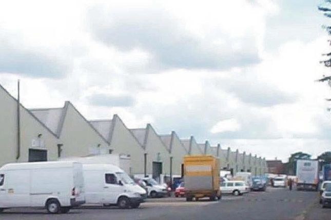 Thumbnail Business park for sale in 166 Feltham Road, Middlesex