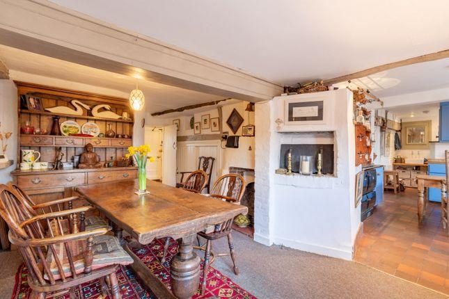Dining Room of The Street, Selmeston, East Sussex BN26