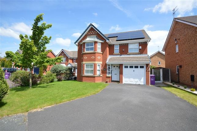 4 bed detached house for sale in Isleham Close, Allerton, Liverpool