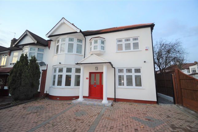5 bed semi-detached house for sale in Studley Drive, Ilford