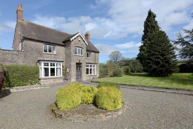 Thumbnail Land for sale in Cleobury Mortimer, Kidderminster