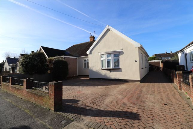 Thumbnail Bungalow for sale in Harold Avenue, Belvedere, Kent