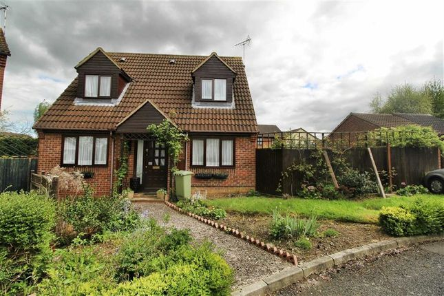 Thumbnail Detached house for sale in Anglesey Court, Great Holm, Milton Keynes