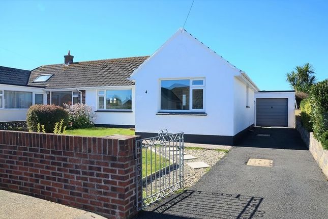 Thumbnail Semi-detached bungalow for sale in Smardon Close, Brixham