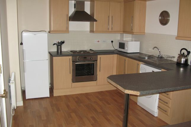 2 bed flat for sale in Scholars Court, Clifton M27