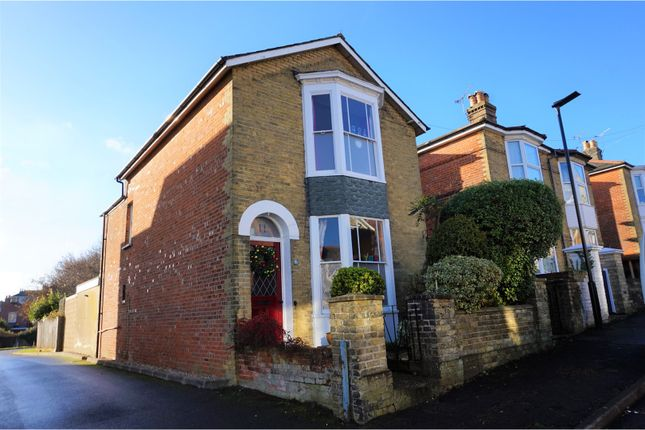 Thumbnail Detached house for sale in Winton Street, Ryde