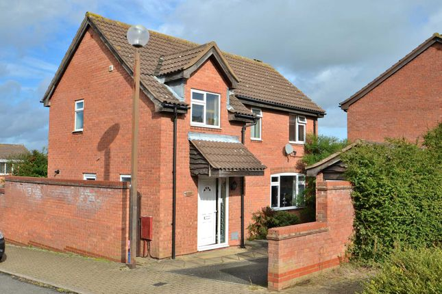 3 bed detached house for sale in Pannier Place, Downs Barn, Milton Keynes