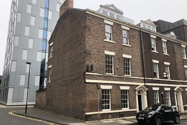 Thumbnail Office for sale in Higham Place, Newcastle Upon Tyne
