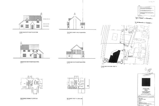 Thumbnail Detached house for sale in Old Bell Lane, Carlton-On-Trent, Newark