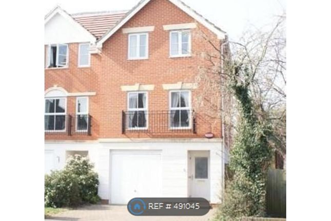 Thumbnail Semi-detached house to rent in Hailing Mews, Bromley