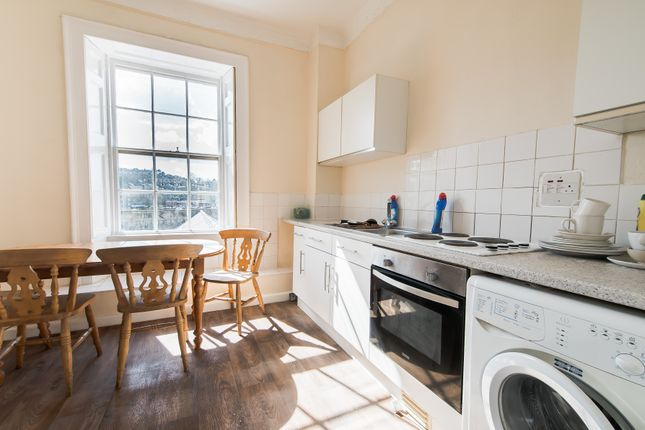 Thumbnail Maisonette to rent in St. James's Parade, Bath