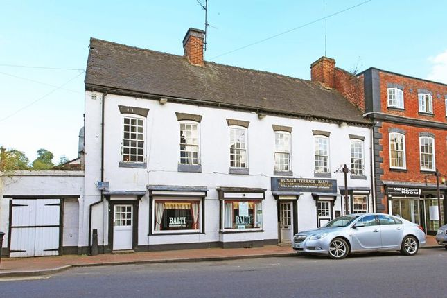 Thumbnail Property for sale in 3-5 Mill Street, Bridgnorth