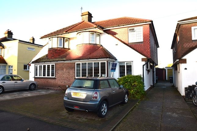 Thumbnail Semi-detached house for sale in Devonshire Avenue, Dartford