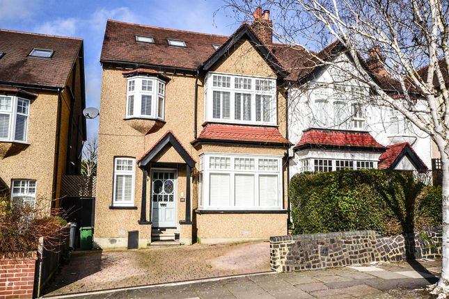 Thumbnail Detached house for sale in Normandy Avenue, Barnet