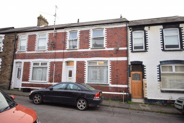 Thumbnail Terraced house for sale in Windsor Road, Griffithstown, Pontypool