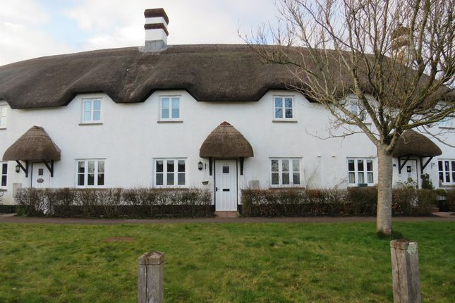 3 bed terraced house for sale in Eastwick Barton, Nomansland, Tiverton EX16