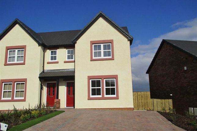 Thumbnail Semi-detached house to rent in Clarendon Drive, Whitehaven