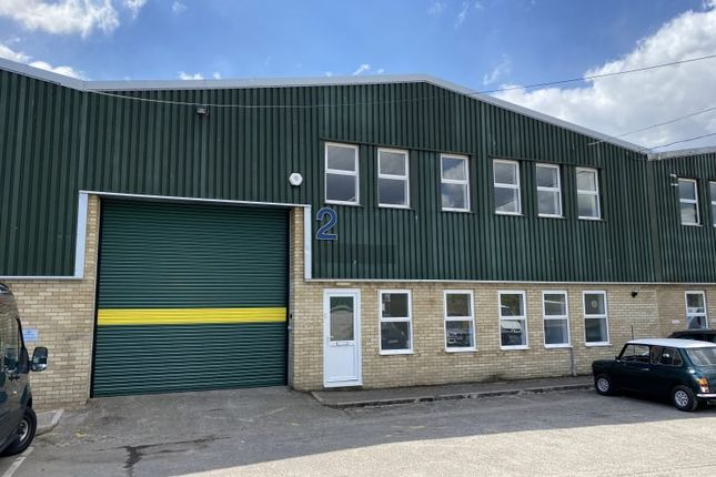 Thumbnail Industrial to let in Unit 2 Varlin Court, Western Industrial Estate, Caerphilly