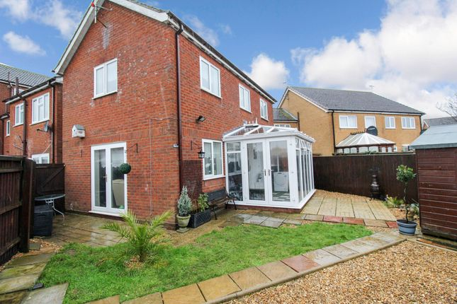 3 bed detached house for sale in The Hollies, Holbeach, Spalding PE12