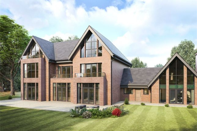 Thumbnail Detached house for sale in 5 Burnthwaite Hall, Old Hall Lane, Lostock, Bolton