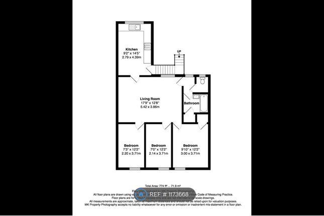 Thumbnail Flat to rent in New Road, Leighton Buzzard