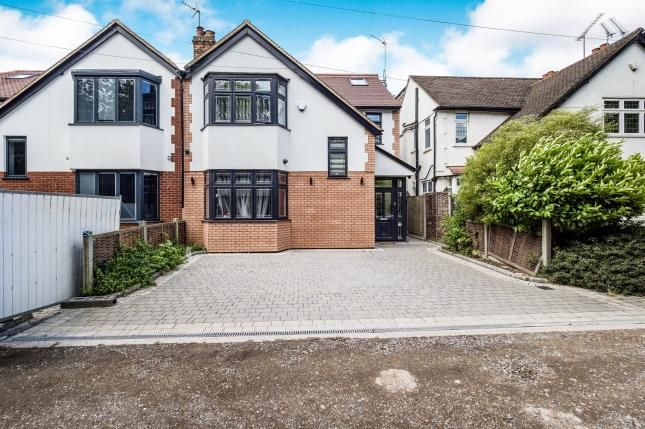 Thumbnail Semi-detached house for sale in Lodge Villas, Woodford Green