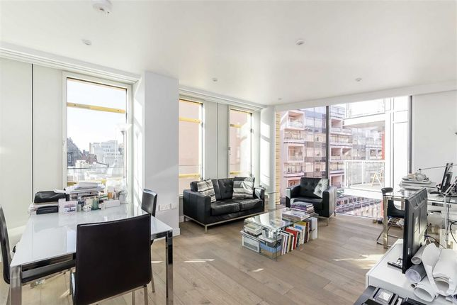 1 bed flat to rent in Central St. Giles Piazza, London