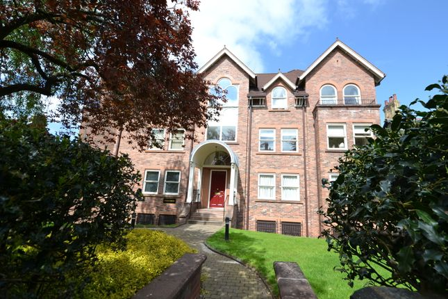Thumbnail Flat to rent in Heald Court, Hawthorn Lane, Wilmslow