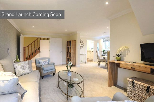 Thumbnail Flat for sale in Wiltshire Road, Wokingham, Berkshire