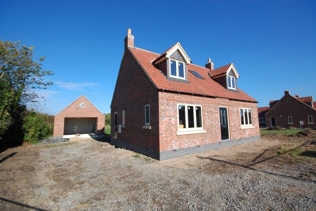 Thumbnail Detached house for sale in Plot 3, Gunby Road, Orby
