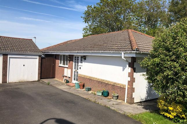 Thumbnail Detached bungalow for sale in Cae Eithin, Llangyfelach, Swansea