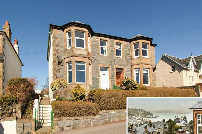 Thumbnail Property for sale in Ardconnel Road, Oban