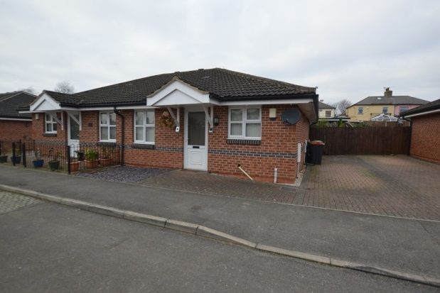 Thumbnail Bungalow to rent in Coppywood Close, Sutton-In-Ashfield