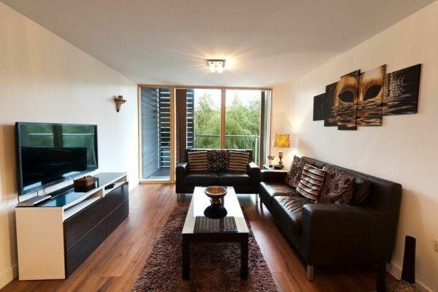 Thumbnail Flat to rent in Vizion, Milton Keynes