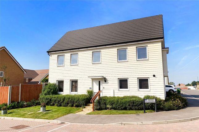 Thumbnail Detached house for sale in Banks Gardens, Wick, Littlehampton