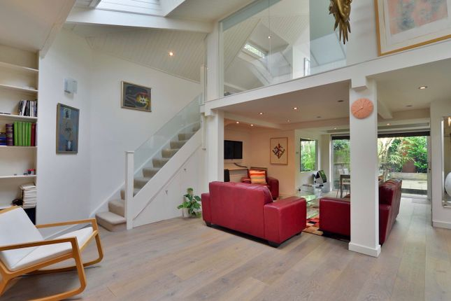 Thumbnail Terraced house for sale in Parkhill Road, Belsize Park