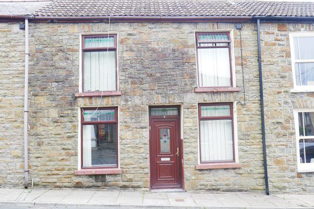2 bed terraced house for sale in Windsor Street, Pentre, Rhondda Cynon Taf CF41