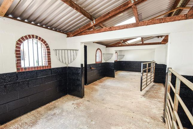 Part Of 2nd Stable Block Interior