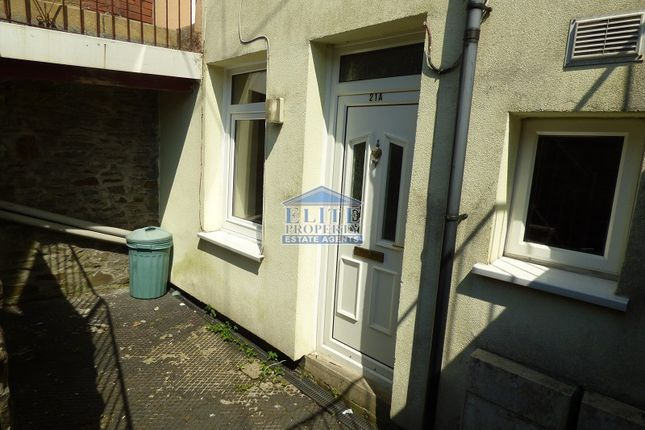 Thumbnail Flat for sale in Adare Street, Ogmore Vale, Bridgend.