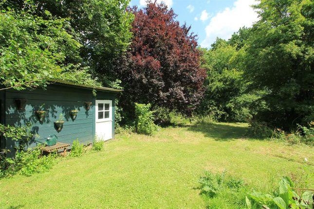 Rear Garden of Much Marcle, Ledbury HR8