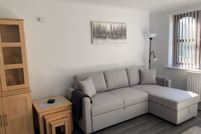 Thumbnail Flat to rent in Chelwood Lodge, Christchurch Avenue, North Finchley