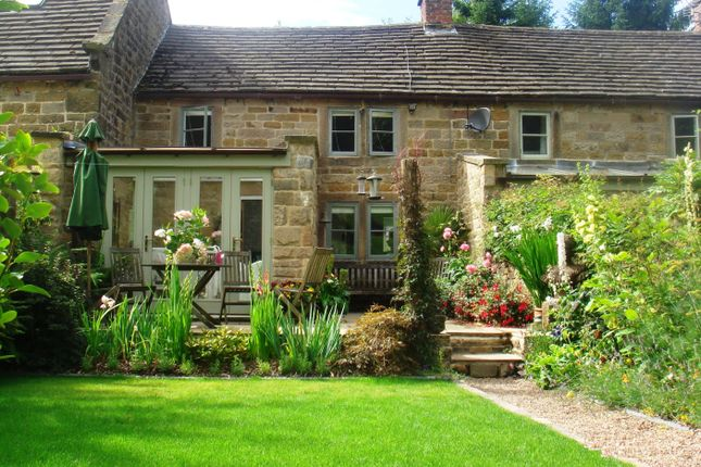 Thumbnail Property to rent in Pond Cottages, Upper Lumsdale, Matlock