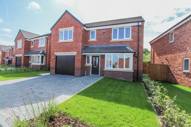 Thumbnail Detached house for sale in Lilywood Close, Calow, Chesterfield