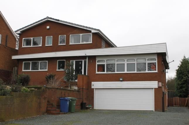 Thumbnail Detached house for sale in Littleworth Hill, Hednesford, Cannock, Staffordshire
