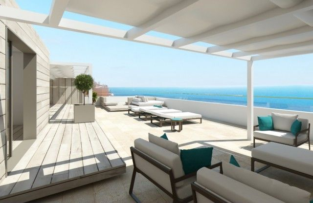 Thumbnail Apartment For Sale In Spain, Mallorca, Calvià, Illetes