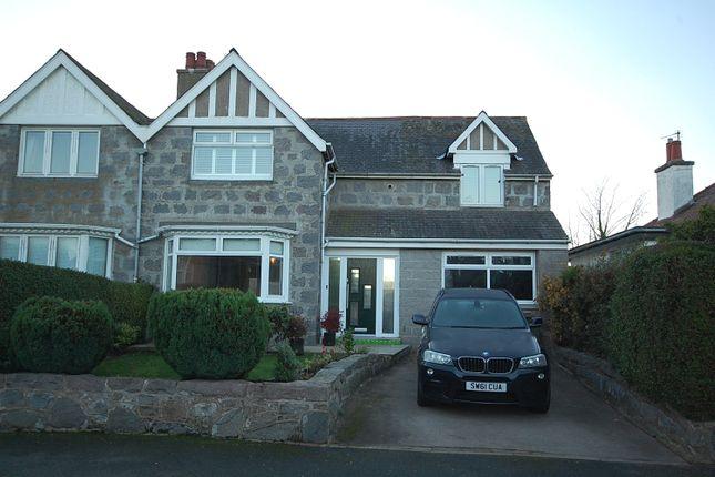 Thumbnail Semi-detached house to rent in 6 Deemount Gardens, Aberdeen